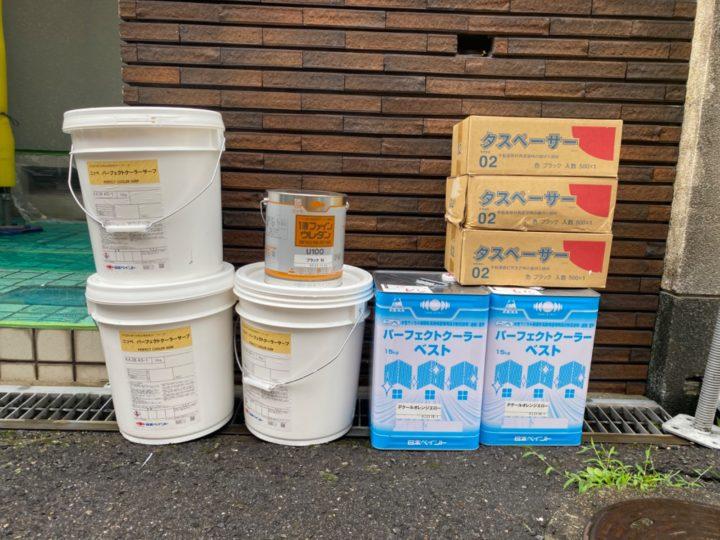 屋根/材料