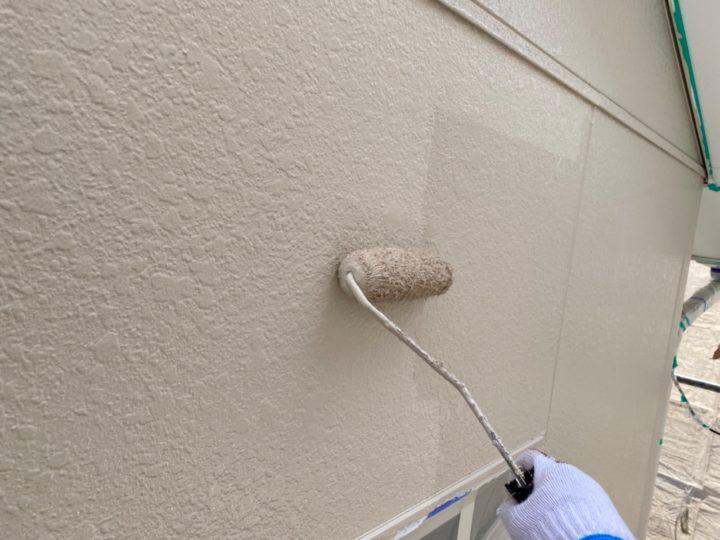 外壁/上塗り・上吹き