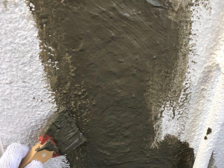 外壁補修工事/下地補修