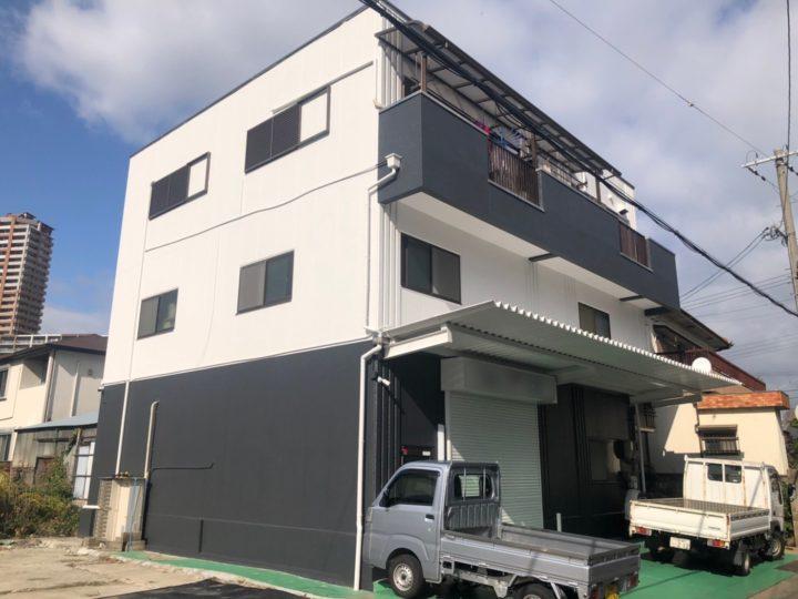 東大阪市 T株式会社様 社屋