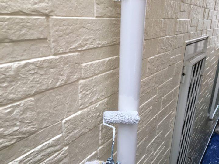 付帯塗装/雨樋