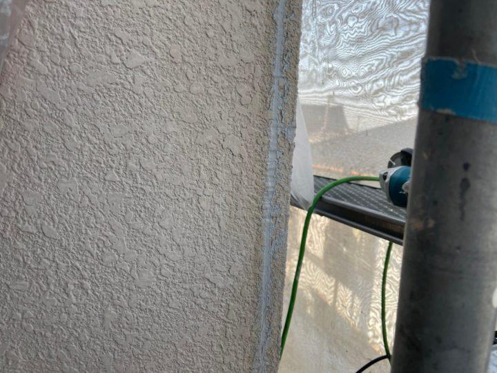 外壁補修工事/シーリング充填