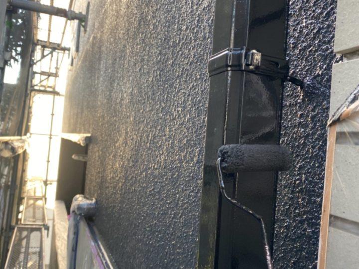 付帯工事/雨樋上塗り