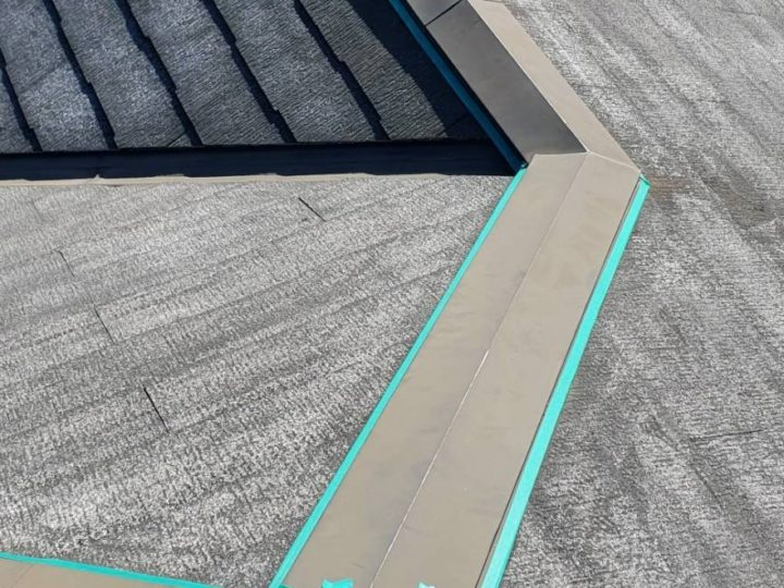屋根塗装/養生テープ
