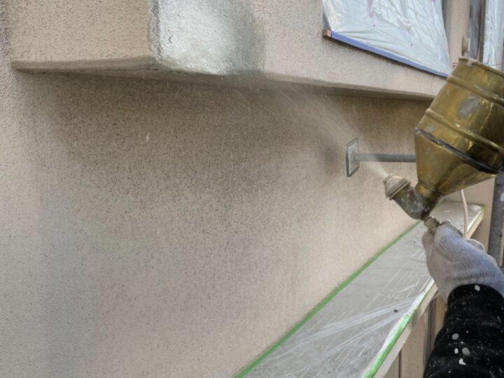 外壁塗装/吹き付け