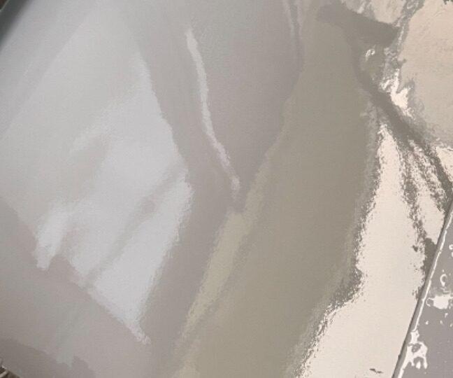 防水工事/ウレタン塗膜2層目