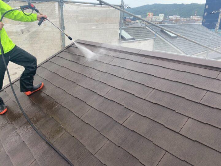 高圧洗浄/屋根
