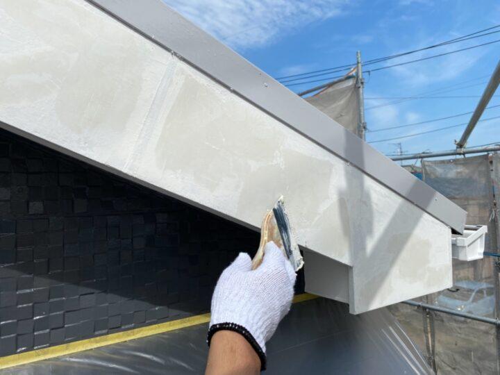 付帯塗装/下地補修
