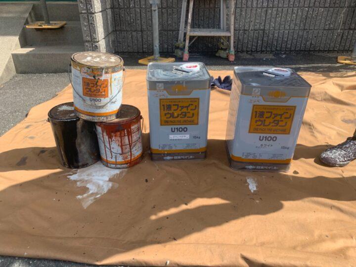 付帯塗装/材料