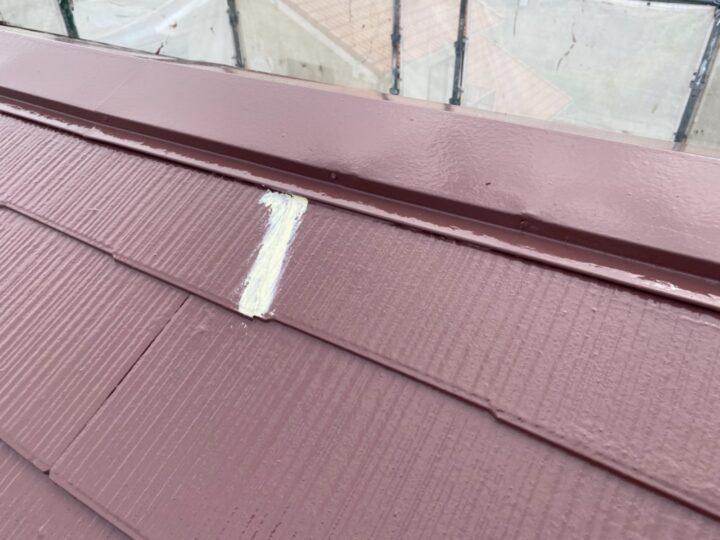 屋根補修/施工後