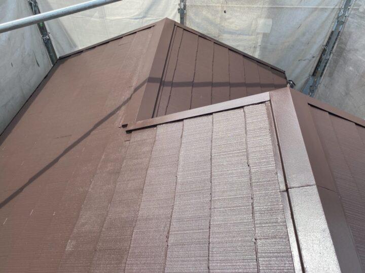屋根塗装/施工後